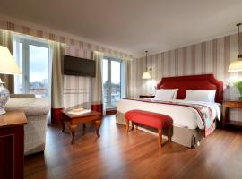 Eurostars Montgomery, hotel near Museum of Art and History Brussels, Brussels