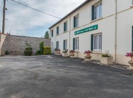 HOTEL DU CYGNE DE LA CROIX BLANCHE, hôtel à Lailly-en-Val