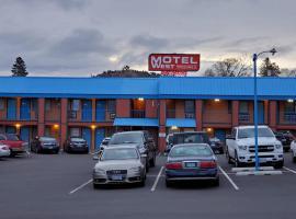 Motel West, motel in Bend