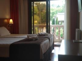 Hotel Avión by Bossh Hotels, hotel in Vigo