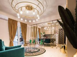 GOLD RESIDENCES, hotel in Drama