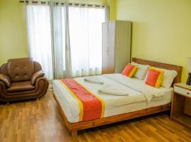 Tibet Peace Inn, hotel in Thamel, Kathmandu