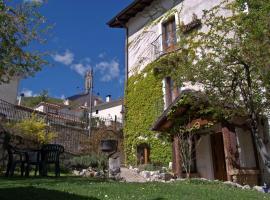 Casa Hotel Civitella, hotel in Civitella Alfedena
