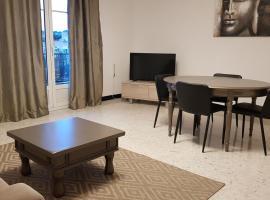 le phoebus, apartment in Roquebrune-Cap-Martin