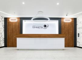 IQ Planet, hotel in Fryazino