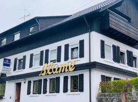 Gasthaus Blume, Hotel in der Nähe von: Kongresshaus Baden-Baden, Baden-Baden