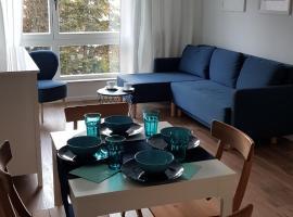 Apartament MaGdynka – hotel w pobliżu miejsca Dworzec PKP Gdynia Główna w mieście Gdynia