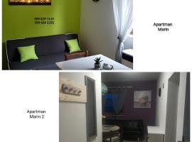 Apartmani Marin, hotel u Vukovaru
