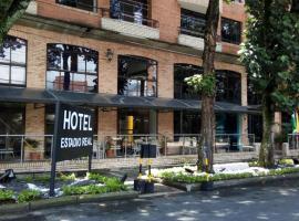 Hotel Estadio Real, hotel en Medellín