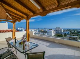 Perfect View Luxury Apartment, self catering accommodation in Ierápetra