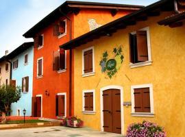 Agriturismo Pigno, hotel en Villafranca di Verona