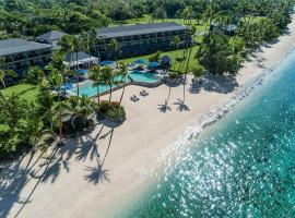 Shangri-La's Fijian Resort & Spa, golf hotel in Voua