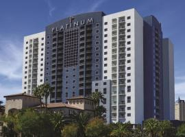 Platinum Hotel and Spa, hotel in Las Vegas