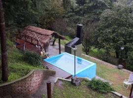 Emanuel, hotel en Río Ceballos