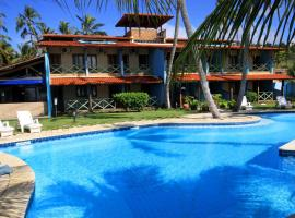 Albacora Praia Hotel, hotel in Japaratinga