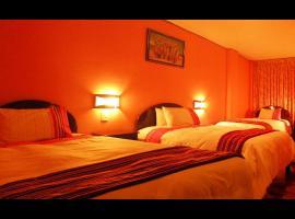 Hotel Margarita, hotel in Puno