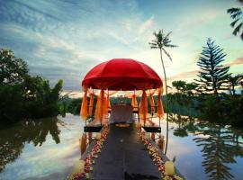Kupu Kupu Barong Villas and Tree Spa by L'OCCITANE, resort in Ubud