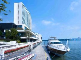 White Swan Hotel, hotel near Shangxiajiu Pedestrian Street, Guangzhou