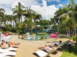 Summer House Backpackers Cairns, hotel near Cairns Flecker Botanic Gardens, Cairns