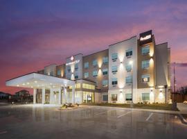 Best Western Plus Executive Residency Austin, отель в Остине