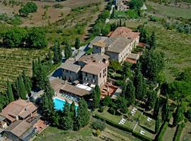 Hotel Pescille, hotel in San Gimignano