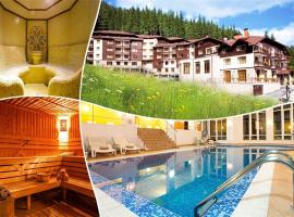 The Stream Resort, hotel in Pamporovo