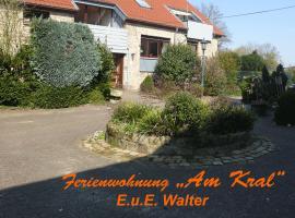 Ferienwohnung E. und E. Walter, Hotel in der Nähe von: Externsteine, Horn-Bad Meinberg