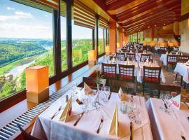Berghotel Bastei, Hotel in der Nähe von: Basteibrücke, Lohmen