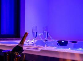 Auretta Apartment, luxury hotel in Novigrad Istria
