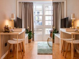 APARTAMENTOS FRANJA 55, apartamento en A Coruña