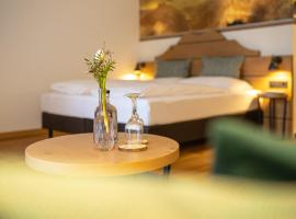 HELDs Vitalhotel, Hotel in Ruhpolding