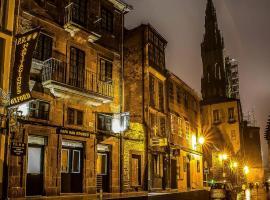 Oxford Suites Santiago de Compostela, отель в городе Сантьяго-де-Компостела