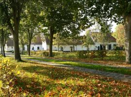 De Grote Wateringe, hotel near Brugse Vaart Golfbaan, Damme