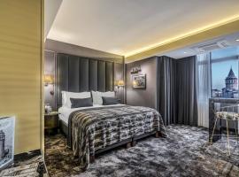 Galata Times Boutique Hotel, hotel in Taksim, Istanbul