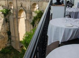 Hotel Montelirio, hotel en Ronda