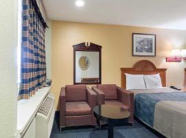 Rodeway Inn South Houston, hotel near William P. Hobby Airport - HOU, Houston