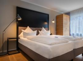 Best Western Hotel Goldenes Rad, Hotel in Friedrichshafen