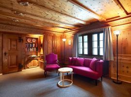 Hotel Stoffel, Hotel in Arosa