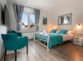 Emerald Studio Apartment, hotel in Plitvička Jezera