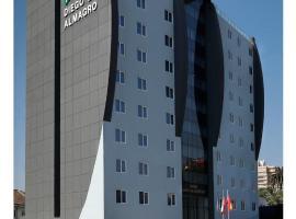 Hotel Diego de Almagro Viña del Mar, hotel in Viña del Mar