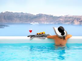 CAPE 9 Villas & Suites, hotel in Akrotiri