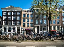 Beautiful DutchHouse Centrum, bed and breakfast en Ámsterdam