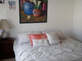 Los Soles, apartamento en Malinalco