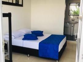 Hotel Fontana Mar, hotel en Villavicencio