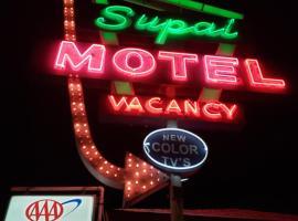 Supai Motel, motel in Seligman