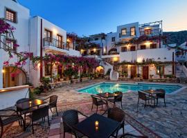 Villa Diktynna, serviced apartment in Hersonissos