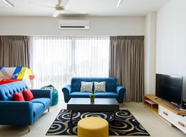 By The Sea Beach Front Apartment, apartment in Batu Ferringhi