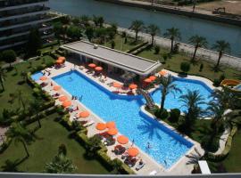 Riverside Resort Property, отель в городе Аланья, рядом находится Alanya Barrage