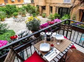 Casa del Moro - romantic loft in Trastevere, hotel near Piazza di Santa Maria in Trastevere, Rome
