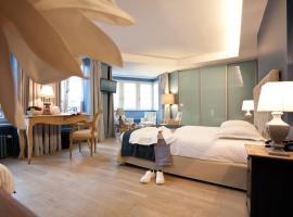 Le Kleber Hotel, hotel en Estrasburgo